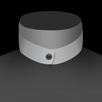 Un col mao de chemise pour homme